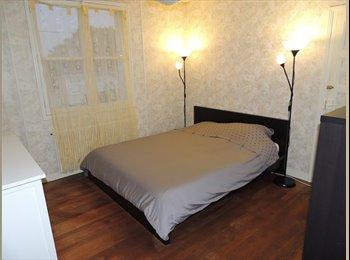 Appartager FR - Chambres dans maison - Montargis, Orléans - €300