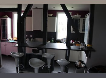 Appartager FR - chambre meublée - Troyes, Troyes - €320