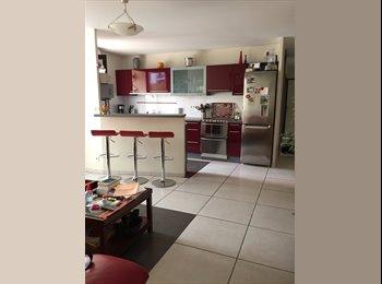 Appartager FR - Chambre à louée, grand appartement en centre-ville - Troyes, Troyes - €250