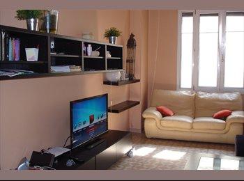 Chambre meublée spacieuse dansT3