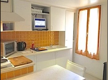 Appartager FR - Fully Equipped Studio in Central Perpignan. WIFI. - Perpignan, Perpignan - €500