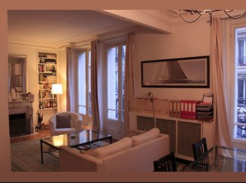Appartager FR - 1 Chambre à louer en collocation - Levallois-Perret, Paris - Ile De France - €650