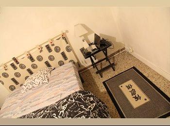 Appartager FR - Grande chambre à louer - La Rochelle, La Rochelle - €320