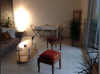 Appartager FR -  Chambre dans T3 -67m grande terrasse sud - 11ème Arrondissement, Marseille - €480