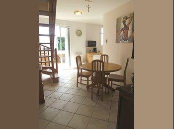 Appartager FR - maison en colocation avec jardin - Nantes-Erdre, Nantes - €380
