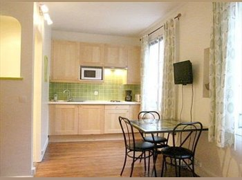 Appartager FR -   Grand studio meublé centre annecy - Annecy, Annecy - €380
