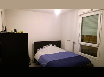 Appartager FR - Chambre dans colocation T4 Grenoble - Grands boulevards, Grenoble - €300