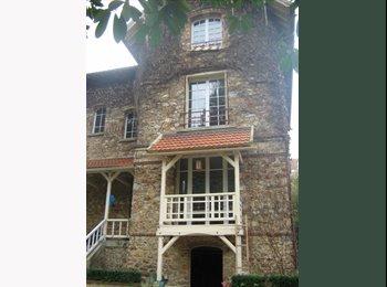 Appartager FR - Chambres a partager dans grande maison de maître - Beynes, Beynes - €500