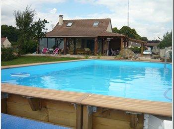 Appartager FR - Colocation au Calme - Fontainebleau, Paris - Ile De France - €500