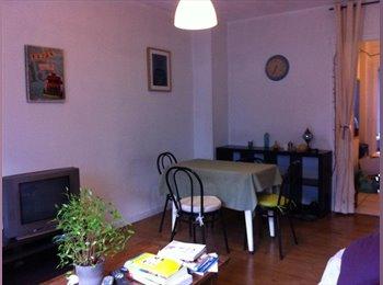 Appartager FR - Colocation ile verte - Hyper-centre, Grenoble - €425