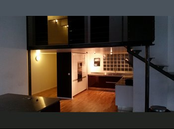 Appartager FR - LOFT STYLE NEWYORKAIS - Roubaix, Lille - €450