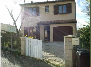 Appartager FR - recherche coloc à partir de janvier 2015 - Eysines, Bordeaux - €480