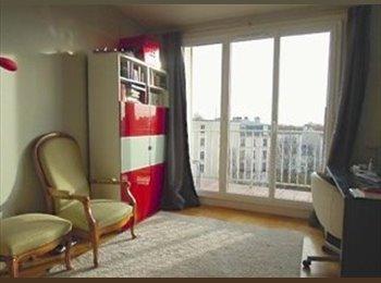 Appartager FR - Agréable chambre à louer - Saint-Mandé, Paris - Ile De France - €700