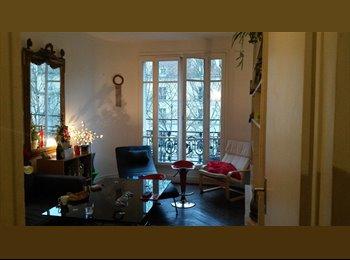 Appartager FR - Chambre à louer 1er janv. à Laumière - 19ème Arrondissement, Paris - Ile De France - €580