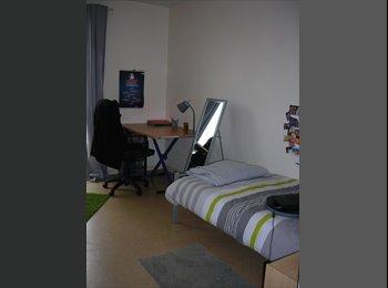 Appartager FR - particulier loue chambre meublée - Villejean - Beauregard, Rennes - €320