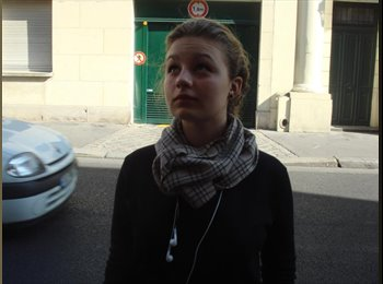 Appartager FR - Marion - 24 - Paris - Ile De France