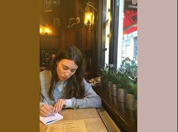 Appartager FR - Maria Teresa - 23 - Paris - Ile De France