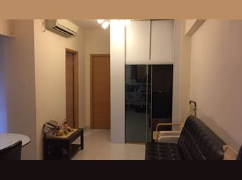 Fully Furnished Apartment for Share in Wanchai
