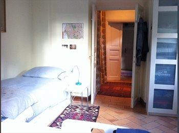 stanza in affitto in delizioso villino