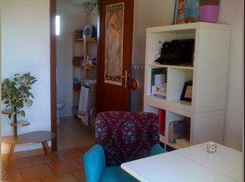 EasyStanza IT - Monolocale a Monteverde con terrazzo panoramico - Monteverde-Gianicolense, Roma - €750