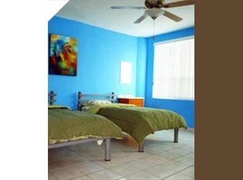 CompartoDepa MX Cuartos amueblados centro de mty.  CERCA DE LA UNI - Centro de Monterrey, Monterrey - MX$3000 por Mes,MX$692 por Semana - Foto 1