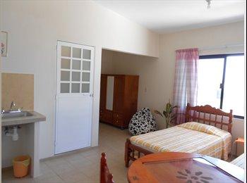 CompartoDepa MX - Alquiler de habitaciones. - Veracruz, Veracruz - MX$2500