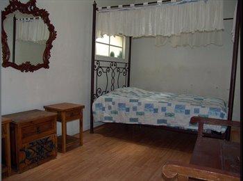 Rento habitación amueblada en el Centro de Puebla
