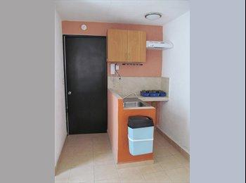 Renta depto Toluca $2,400 para 1 pers con garage