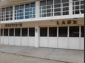 CompartoDepa MX - SE RENTAN DEPARTAMENTOS EXCELENTE UBICACION - Campeche, Campeche - MX$4500