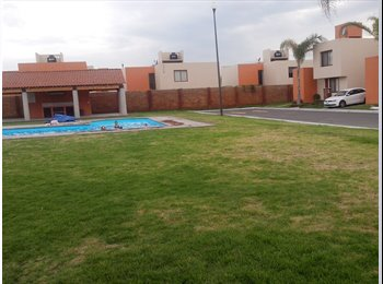 Renta de cuarto con baño privado Corregidora Qro.