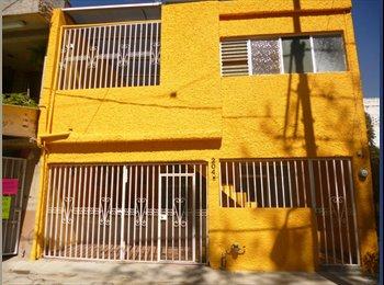 CompartoDepa MX - renta de habitaciones - León, León - MX$2300