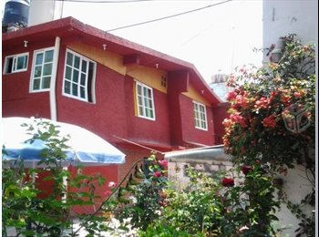 CompartoDepa MX - Rento habitaciones compartidas - Coyoacán, DF - MX$3750