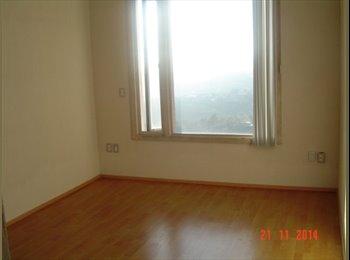 CompartoDepa MX - Rento habitacion en Penthouse en Bosque Real - Huixquilucan, México - MX$6000
