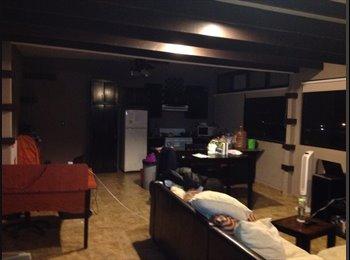 CompartoDepa MX - Roomie para compartir penthouse (vista al mar) - Ensenada, Ensenada - MX$2500