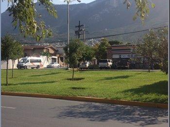 CompartoDepa MX - Se busca roomie estudianteUDEM para compartir casa - San Pedro - Valle, Monterrey - MX$5000