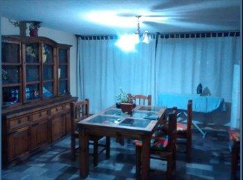 CompartoDepa MX - se rentan 2 habitaciones amuebladas departamento amplitud - Otras, Puebla - MX$2500