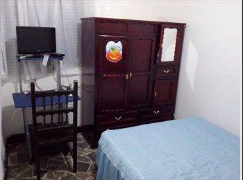 CompartoDepa MX - rento habitaciones para señoritas - La Paz, Puebla - MX$1650