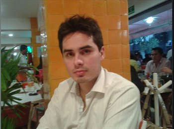 CompartoDepa MX - Rafael - 27 - DF