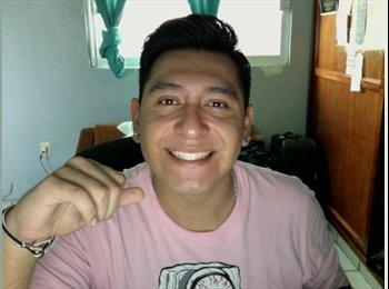 CompartoDepa MX - Pablo - 22 - Coatzacoalcos