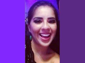 CompartoDepa MX - Alejandra  - 19 - México