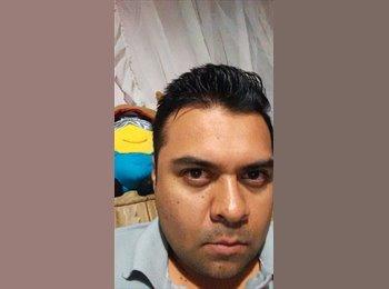 CompartoDepa MX - Jorge  - 29 - Guadalajara