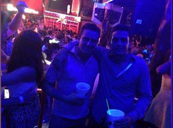 CompartoDepa MX - Gerardo - 22 - Aguascalientes
