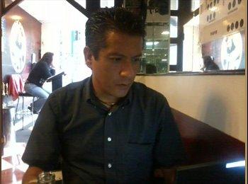 CompartoDepa MX - Juan Carlos - 44 - Guadalajara
