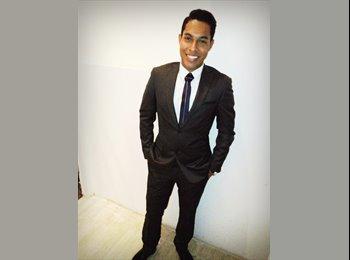 CompartoDepa MX - Jorge Arzaba - 24 - Veracruz