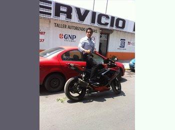 CompartoDepa MX - David  - 34 - Monterrey