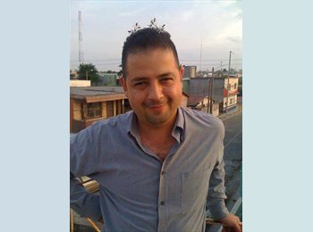 CompartoDepa MX - Leonardo - 39 - Monterrey