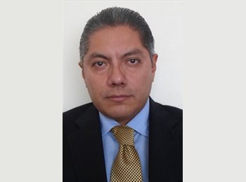 CompartoDepa MX - Juan Ramón  - 40 - Querétaro