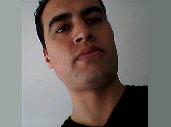CompartoDepa MX - Arturo - 27 - DF