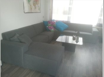 Spacious Furnished Apartment City Center Rotterdam