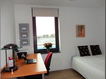 EasyKamer NL - Gemeubileerd nieuwbouw kamer met je eigen badkamer - Geuzenveld, Amsterdam - €600